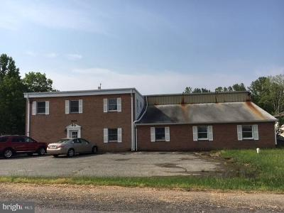 La Plata Commercial For Sale: 9295 W And W Industrial Road