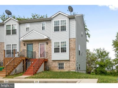 Middletown Village Townhouse Under Contract: 206 Vincent Circle
