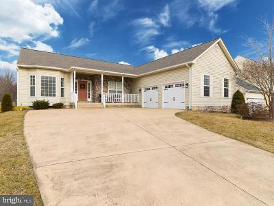 Stafford Single Family Home Active Under Contract: 12 Lotus Lane