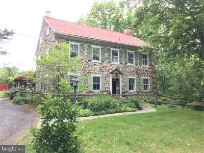 Single Family Home For Sale: 143 Dreibelbis Station Road