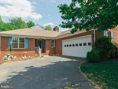 Culpeper County Single Family Home For Sale: 430 Greens Court