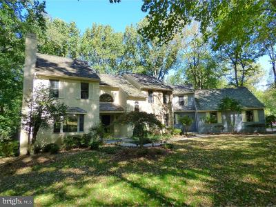 Chadds Ford Single Family Home For Sale: 18 Carriage Path