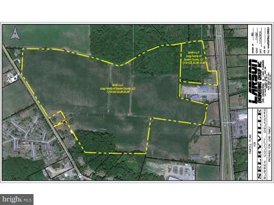 Selbyville Residential Lots & Land For Sale: 36992 Dupont Boulevard