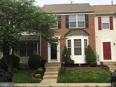 Waldorf Townhouse For Sale: 3628 Matlock Place