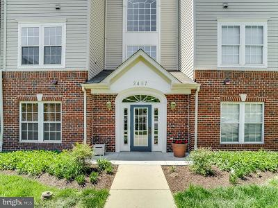 Odenton Single Family Home For Sale: 2497 Amber Orchard Court E #201