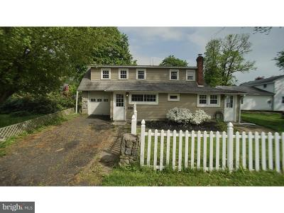 Bensalem Single Family Home For Sale: 6321 Craig Avenue