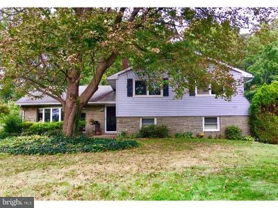 Moorestown Single Family Home For Sale: 123 Forest Road