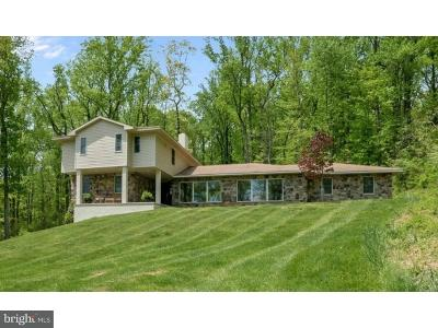 Bucks County Single Family Home For Sale: 247 Thompson Mill Road
