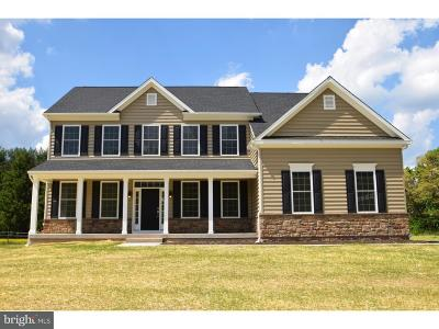 Bucks County Single Family Home For Sale: Lot 21 Schwenk Mill Road