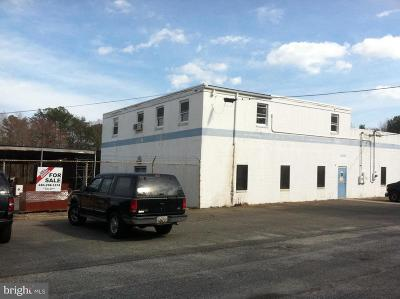 Anne Arundel County, Calvert County, Charles County, Prince Georges County, Saint Marys County Commercial For Sale: 21606 Sheriff Miedzinski Way