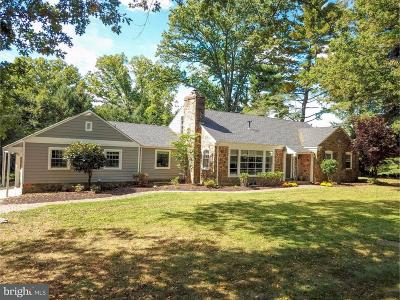Gladwyne Single Family Home For Sale: 1334 Youngsford Road
