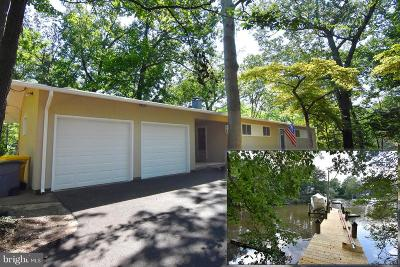 Arnold Single Family Home For Sale: 888 Pine Trail