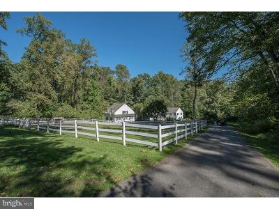 Gladwyne Single Family Home For Sale: 1436 Monk Road