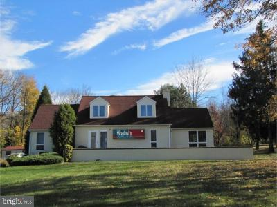 Bucks County Commercial For Sale: 1553 Easton Road