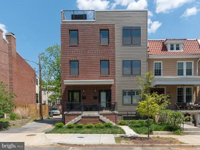Petworth Single Family Home For Sale: 4109 5th Street NW #B