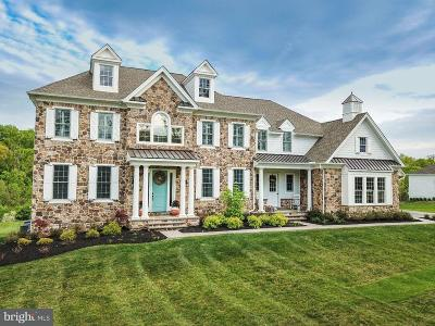 Newtown Square Single Family Home Under Contract: 3912 White Stone Road
