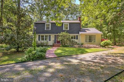 Talbot County Single Family Home For Sale: 28454 Mallard Drive