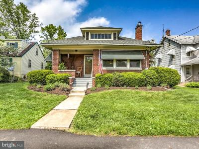 Single Family Home For Sale: 2207 Mayer Avenue
