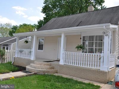 Silver Spring Single Family Home For Sale: 2714 Munson Street