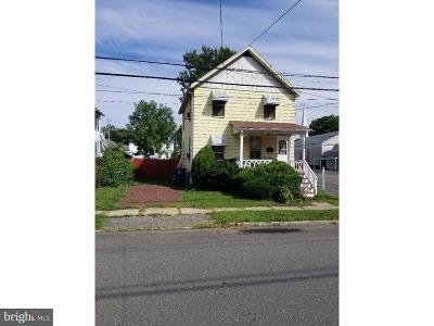 Hightstown Single Family Home For Sale: 164 Mechanic Street