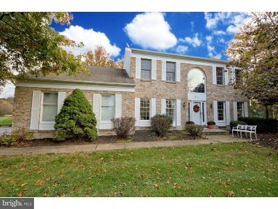 Princeton Junction Single Family Home For Sale: 34 Reed Dr S