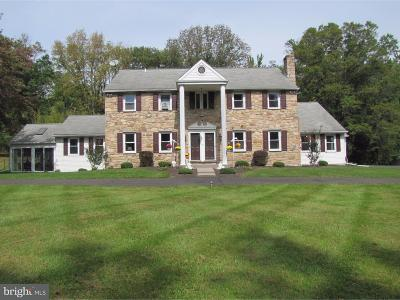 Solebury Single Family Home For Sale: 320 Aquetong Road