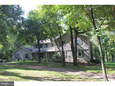 Newtown Single Family Home For Sale: 595 Linton Hill Road