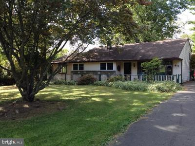 Wrightstown Single Family Home For Sale: 43 Hallowell Drive