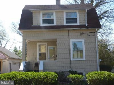 Doylestown Single Family Home For Sale: 112 Mary Street