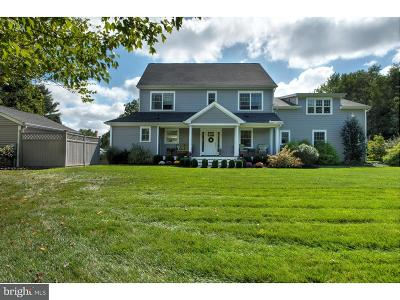 Solebury PA Single Family Home For Sale: $799,000