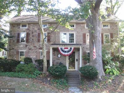 Newtown Single Family Home For Sale: 231 N State Street