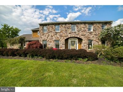 Gilbertsville PA Single Family Home For Sale: $579,000