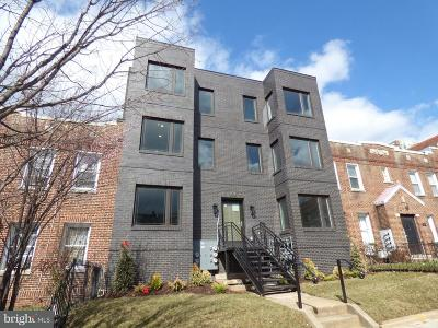 Washington Single Family Home For Sale: 909 Quincy Street NW #2