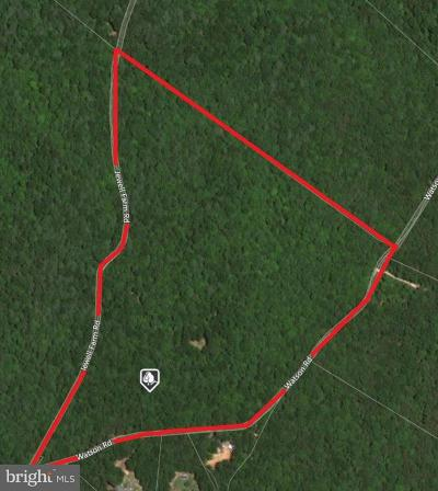 Residential Lots & Land For Sale: Watson Road