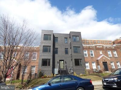 Washington Single Family Home For Sale: 909 Quincy Street NW #3