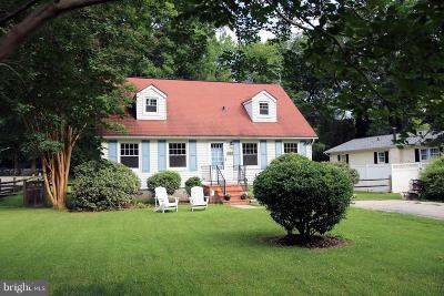 Annapolis Single Family Home For Sale: 402 Harbor Drive
