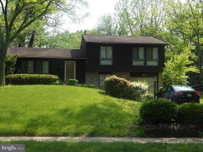 Columbia Single Family Home For Sale: 9437 Wandering Way