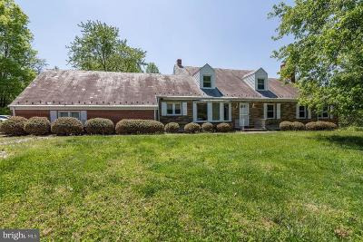 Montgomery County Single Family Home Active Under Contract: 407 Sherbrook Drive