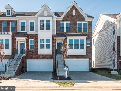 Laurel Townhouse For Sale: 9922 Cypress Way