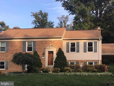 Brookeville Single Family Home For Sale: 3204 Gold Mine Road