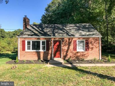 Manassas Single Family Home For Sale: 7231 Signal Hill Road