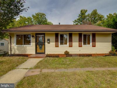 Oxon Hill Single Family Home For Sale: 1110 Devonshire Drive