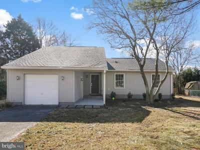 Derwood Single Family Home For Sale: 17713 Millcrest Drive