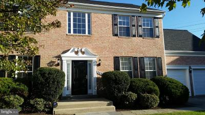 Gaithersburg Single Family Home For Sale: 20303 Stringfellow Court