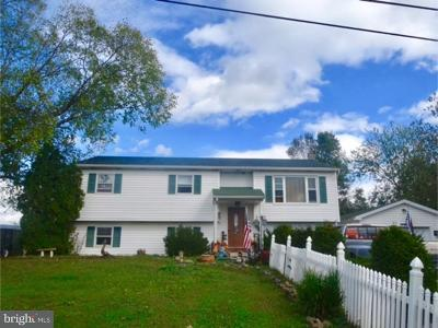 Halifax Single Family Home For Sale: 67 Union Church Road