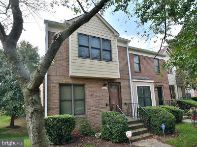 Bethesda Townhouse For Sale: 5353 King Charles Way