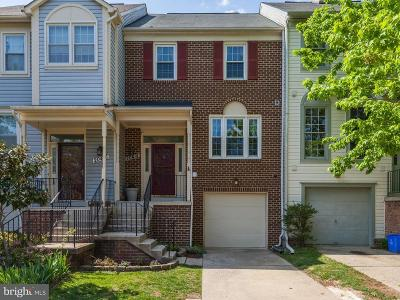 Montgomery Village Townhouse For Sale: 20418 Davencroft Court