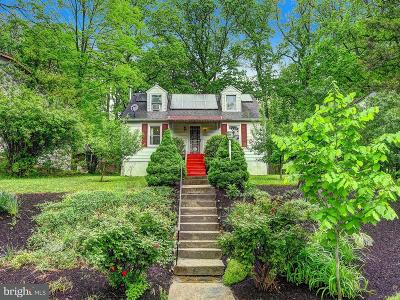 Baltimore Single Family Home For Sale: 6019 Greenspring Avenue