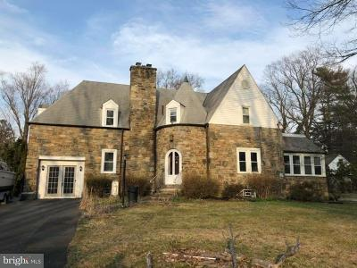 Langhorne Single Family Home Under Contract: 605 Hill Avenue