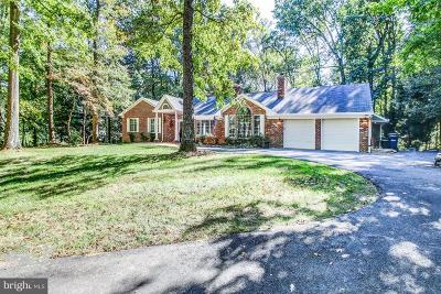 Woodside Estates Single Family Home For Sale: 8643 Overlook Road